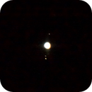 Jupiter from my room,                                Andrei Tenescu