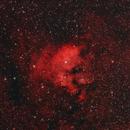NGC7822,                                Trevor Nicholls