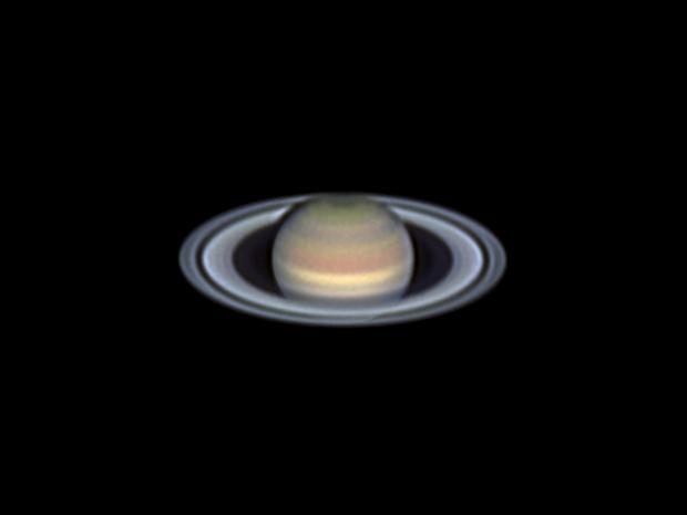Saturn (1 july 2015, 22:27),                                Star Hunter