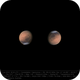 Mars 9 Jun 2018 - 6 min derotation,                                Seb Lukas