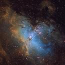 Eagle Nebula Rework,                                Andrew Marjama