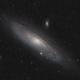 M31 Andromeda Galaxy,                                Mario Gromke