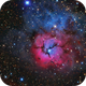 Messier 20 - The Trifid Nebula,                                Salvatore Grasso