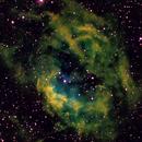 SH2-261 Lower's Nebula SHO,                                Brent Jaffa