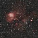 Skull and Bones Nebula,                                Samuel Müller