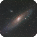 M31 Andromeda,                                Marzio Bambini