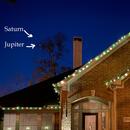 Saturn, Jupiter, and Christmas Lights,                                Alvin Parker