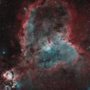 Heart Nebula / IC 1805,                                Jacky Tian
