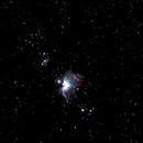 Nebulosa de Orion,                                Luis Recart