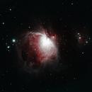 Messier 42 the Great Nebula in Orion,                                Kenneth Adler