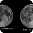 Full Moon vs Super Moon,                                Gianluca Galloni