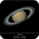 Saturn with the new ZWO ASI224MC,                                Conrado Serodio
