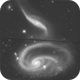 Arp 273 Interacting Galaxies,                                Jeff