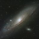 M31 Andromedagalaxy RGB,                                Thomas Hellwing