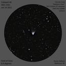 Hubble's Variable nebula, NGC 2261, Caldwell 46,                                Steven Bellavia