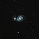 Messier 51,                                Johann Schiffmann