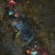 M8 M20 M17 M16 - Zone riche de la voie lactée,                                ZlochTeamAstro