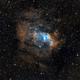 Bubble nebula - NGC 7635,                                Rob Parsons
