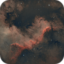 Cygnus Wall with L Extreme dual band filter,                                Stuart Taylor