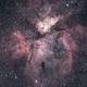 Eta Carina Nebula NGC3372,                                Bruce Graham
