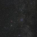 Constellation Cassiopeia,                                Fritz