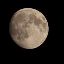 Moon waxing gibbous,                                Sandra Repash