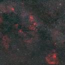 Bubble nebula region widefield,                                Bdm1010