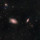 M81 & M82,                                Nikolay Nikolaev