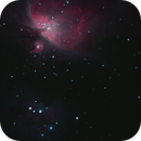 M42 The great orion nebulae,                                Peter Retzer
