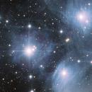 The Pleiades,                                Nurinniska