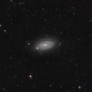 Messier 63,                                Le Mouellic Guillaume