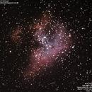 M16 - Eagle Nebula,                                Victor Brasil Sabbagh
