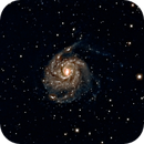 Messier 101 Pinwheel Galaxy,                                Christian Kussberger