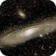 First Andromeda attempt,                                Paskal S