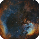 NGC 7822,                                Tommy Lease