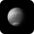 Mars in Infrared on May 7, 2020,                                Chappel Astro