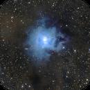 NGC 7023, Iris Nebula,                                Big_Dipper