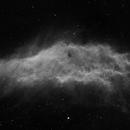 NGC1499 - California Nebula in Ha,                                AstroGeek
