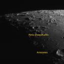 'The Shadows' on the moon,                                Tom Gray