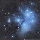 M45  (DSLR reprocess) ,                                Andres Noriega