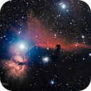 IC434-Horse Head and Flame-20190209,                                Tim Hutchison