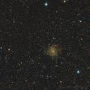 IC342 galaxy,                                Ivan Bosnar