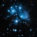 Pleiades cluster,                                Kapil K.