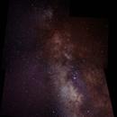Milky Way -  South Region, From Sagitarius to Scutum,                                José Miranda