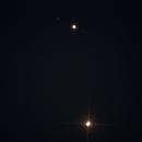 Conjonction Vénus & Jupiter 30/06/2015,                                martial_julian