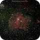 NGC 7635,                                Fred