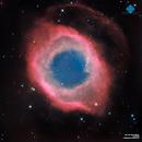 NGC 7293 Helix Nebula,                                Francesco di Biase