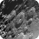 Moretus crater,                                Paolo Demaria