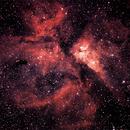 Eta Carinae - NGC 3372,                                Thiago Tiveron Fávaro