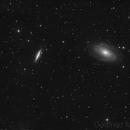 Bodes Galaxien,                                Gottfried Meissner